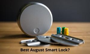 Best August Smart Lock