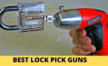 Best Lock Pick Gun Reviews