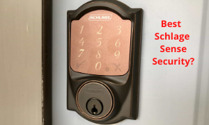Schlage Sense Security Reviews