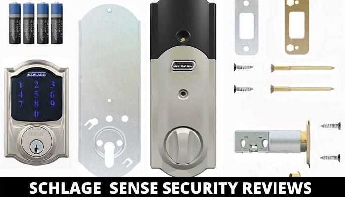 Schlage Sense Security