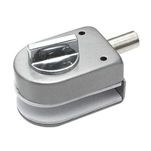 sliding glass door lock with key