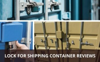 lock for shipping container